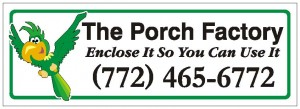 The Porch Factory with phone number