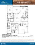 St Croix - Floorplan