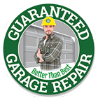Guaranteed Garage Repair